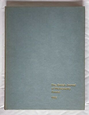British Journal of Photography, 1966 Annual, Hardback Book