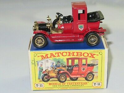 Matchbox Models of Yesteryear SELECTION AVAILABLE PLEASE CHOOSE