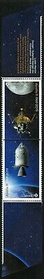 Canada sc#??? 50th anniversary of Apollo 11, pair from Pane of 6, Mint-NH