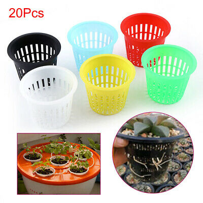 """20PC 14/"""" Green Poly Mesh Net Bags Netting for Fruit Toys with clips"""