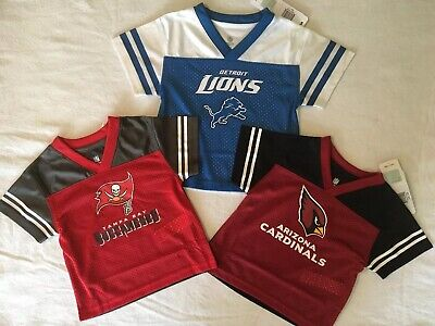 low priced 14164 b797c NFL INFANT / Toddler Jersey, Tampa Buccaneers, Arizona Cardinals, Detroit  Lions