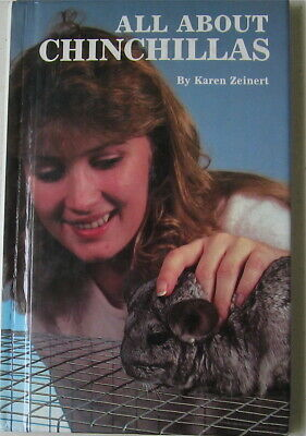 All About Chinchillas Book