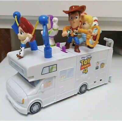 McDonalds TOY STORY 4 COMPLETE 10PC SET SEALED LOOK🍔🍟🍔🍟🍔HAPPY MEAL🍔🍟🍔🍟