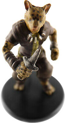 TABAXI HUNTER D&D Miniature Dungeons Dragons pathfinder