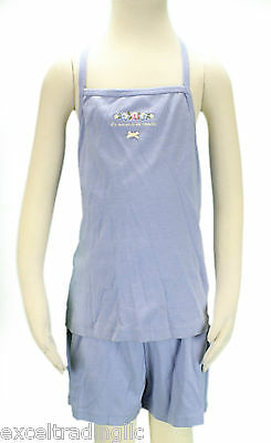JACADI Girl's Luthier Lavender Outfit w/ Floral Detail Size 8 Years NWT