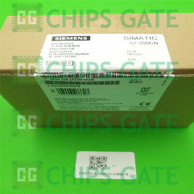 1PC SIEMENS 224XP 6ES7 214-2AD23-0XB8 6ES7214-2AD23-0XB8 New In Box Fast ship