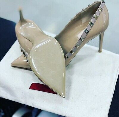 Permanent Clear Sole Protectors, for Valentino shoes - Retain The Delicate Sole