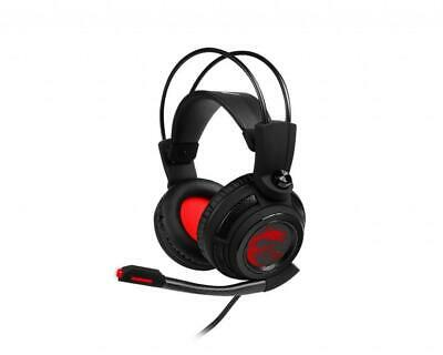 7a96cdc585f MSI DS502 7.1 Gaming Headset Enhanced Virtual 7.1 Surround Sound Cool LED  Light