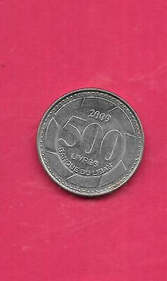 2006 sailing boat 22mm steel coin km37a UNC 50 Livres Lebanon 50 Pounds