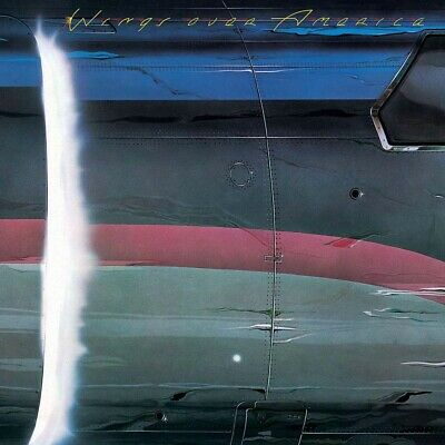 Paul Mccartney & Wings Wings Over America CD New 2019