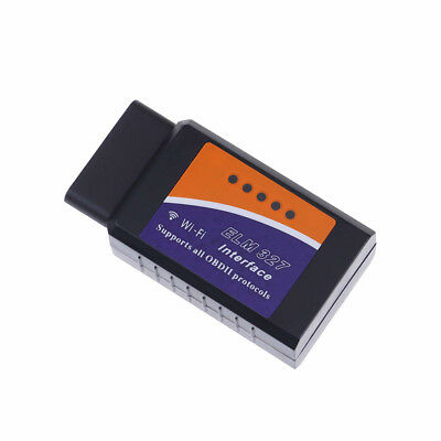 ELM327 WiFi Car Diagnostic Scanner Code Reader Tool For iPad Android IOS bf