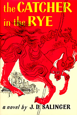 The Catcher in the Rye by J. D. Salinger (1951, Hardcover) book
