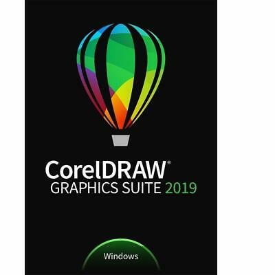 CorelDraw Graphics Suite 2019 Education for Windows SEALED