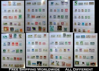 DEALER STOCK MIDEAST Stamp Lot Mint & Used Cards & Pages