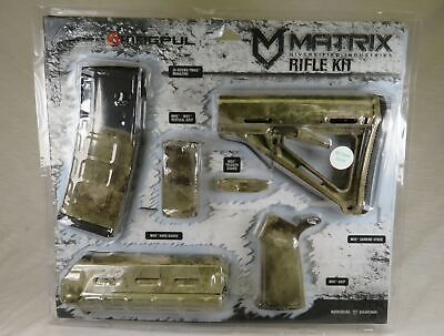 Matrix Diversified Industry Magpul Furniture Kit Mil Spec High Desert New
