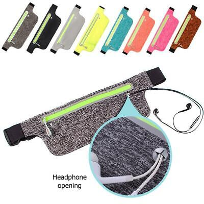 Waist Pack For Running And For 6.2 Inches Phones And Unisex Running Belt EV