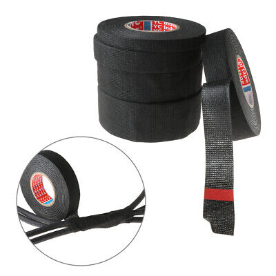 PET Fleece Fabric Tape Cable Looms Wiring Hot Adhesive Cloth Harness Tapes