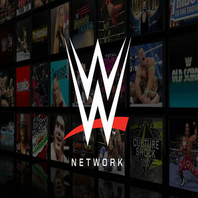 WWE Network Premium Account Subscription 🌟12 Months Warranty🌟 Fast Delivery 📨