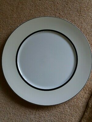 Marks And Spencer's Manhattan Large Dinner Plate X 1 Multiples