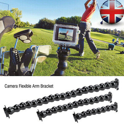 Gooseneck Arm Neck Tripod Mount Flexible Clamp Clip for GoPro SJCAM Action Camer