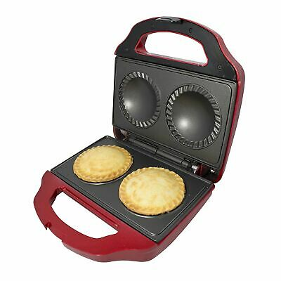1950's Diner Double Pie Maker Applicance - Retro Style American Boxed