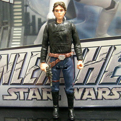 "STAR WARS story HAN SOLO Kessel Run 3.75"" force link 2.0"