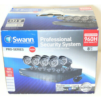 SWANN 4 CHANNEL 960H Security System 705430 SWDVK-442004 - $299 99