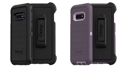 OtterBox Defender PRO Series Case for Samsung Galaxy S10e w/Belt Clip Holster