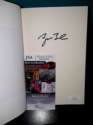 George W. Bush Autographed Signed 41 A Portrait Of My Father Book  W/Jsa Coa.