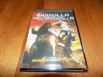 GODZILLA VS MECHAGODZILLA 50th Anniversary Japanese Monster Japan SciFi DVD NEW