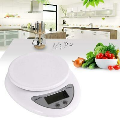 Digital Electronic Kitchen Scale Weight Food Diet Balance Weight Measure 5kg/1g