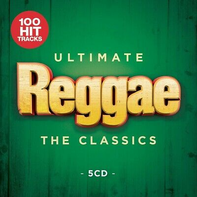 Ultimate Reggae The Classics CD Box Set New 2019
