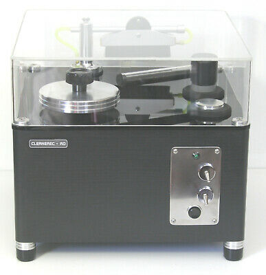 Cleanerecord Compact Maquina Limpia Vinilos Automática Record Cleaning Machine