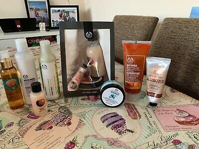 The Body Shop Bundle All New Products