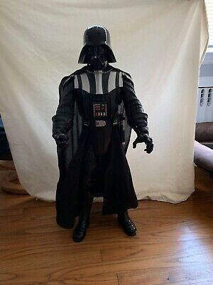 Star Wars Darth Vader Action Figure - 31 Inches Tall - Jakks Pacific USED