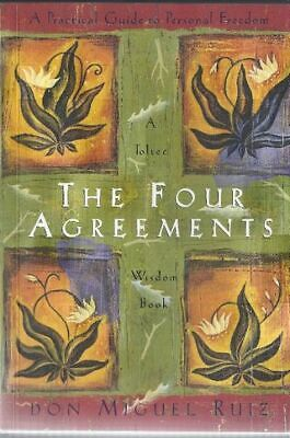 The Four Agreements Eb00k  by Don Miguel Ruiz  (PDF/Fast Delivery)