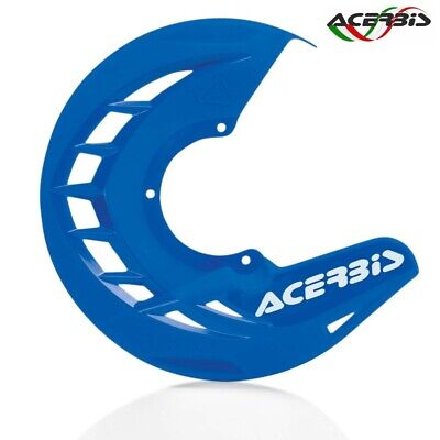 Acerbis X-Brake Vented 0021846.031 Front Disc Cover White 2