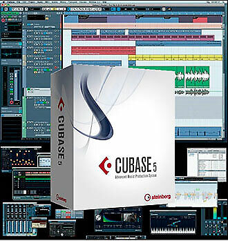 Steinberg.Cubase.5.1.1 * Advanced System For Creating Music
