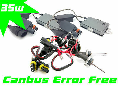 35W H7 Canbus Xenon Hid Gas Discharge Kit Set For VW Golf Mk7 10/2012
