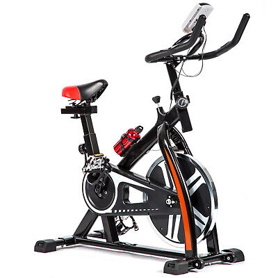Bicycle Cycling Fitness Gym Exercise Stationary Bike Cardio Workout Indoor 400lb
