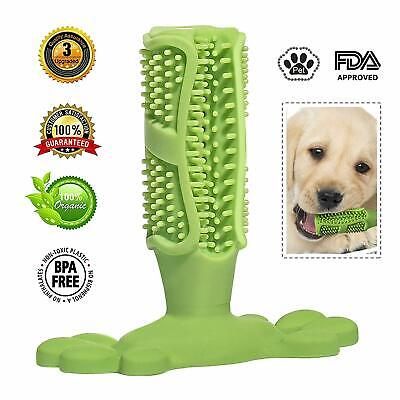 Dog Toothbrush,Effective Dental Care Bristly Brushing for Small and Medium Dogs