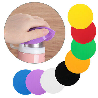Multi-Purpose Silicone Opener Round Pad Gripper Bottle Lid Opener Home Holder