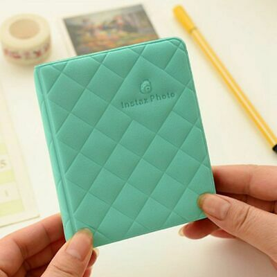 Mini Photo Album for Polaroid Fuji Instax Portable 3 Inch 18 pages 36 Pockets