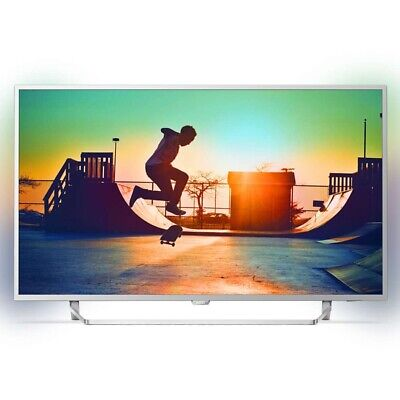 Philips 49PUS6412/12 49 Zoll 4K-LED-TV Triple Tuner Android Ambilight