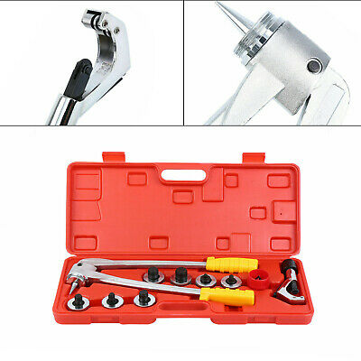 7 Lever Tube Tubing Expander Tool Swaging Kit  Tube Piping & Pipe  HVAC Tools