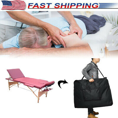 Portable Carry Bag For Folding Massage Couch Therapy Table Beauty Bed Bag Case
