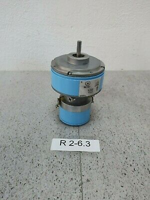 Pacific Scientific 33VM52-020-9 Micro Switch DC Control Motor +Analog Tachometer