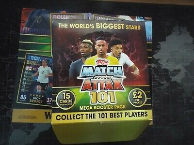 Match Attax 101 - Limited Edition Gold Silver Bronze