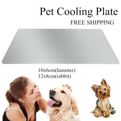 Pet Cooling Mat Non-Toxic Cool Gel Pad Cooling Pet Bed for Summer hams Cat Puppy
