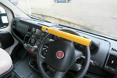 Milenco Commercial High Security Steering Wheel Lock
